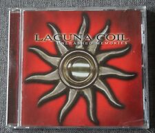 Lacuna Coil, unleashed memories, CD