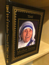 Easton Press Mother Teresa: The Life and Works of a Modern Saint Time Editors