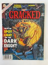 cracked magazine october 1989