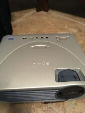 Sony VPL-CX10 LCD Projector w/BONUS extra lamp LMP-C132 plus 20' D-sub cable