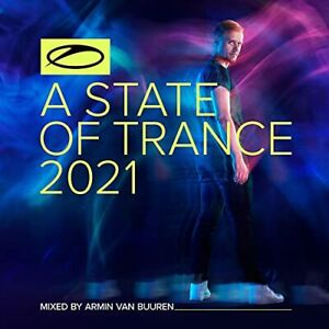Armin Van Buuren-A State Of Trance 2021 CD NEW