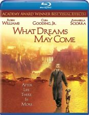 What Dreams May Come New Sealed Blu-ray Robin Williams Cuba Gooding Jr