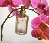 Vintage original WHITE MUSK The Body Shop  edt spray   20 ml left women perfume