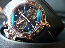 GRAHAM Chronofighter GMT Vintage 2CVBC.U02A