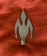 300 - Screen Used Prop Metal Arrowhead! Rare! Snyder! Frank Miller! Spartan!