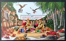 2012 Christmas Island - Xmas -MNH Minisheet