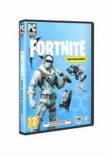 Fortnite: Deep Freeze Bundle [PC DVD Computer Frostbite Outfit 1000 V-Bucks] NEW
