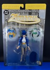 DC Direct Zatanna Action Figure Mages, Mystics & Magicians NIP