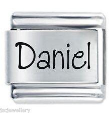 DANIEL Nome - Daisy Charm da JSC Fits Classic Size Italian Braccialetto Ciondoli