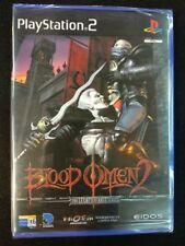 Blood Omen 2 the Legacy of Kain series para la Sony PS2 usado completo