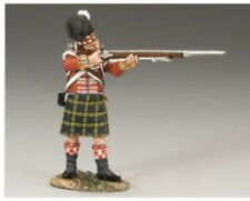 King & Country NA205 Gordon Highlanders Standing Firing