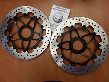 CBR 1100 XX SC35 1997-98 SPIEGLER Bremsscheibe EDELSTAHL vorne ABE break disc i3