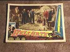 HELLGATE 1952 LOBBY CARD #7 WESTERN