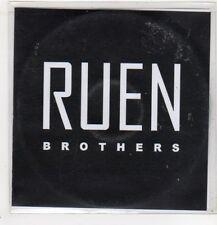 (GD48) Ruen Brothers, Blood Runs Wild / White Lies - DJ CD