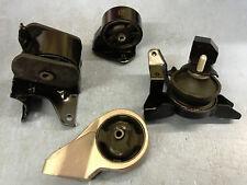 K656 Fit Hyundai Santa Fe 01-04 2.4L AUTO//01-06 2.7L-2WD Front/&Rear/&Trans Mount