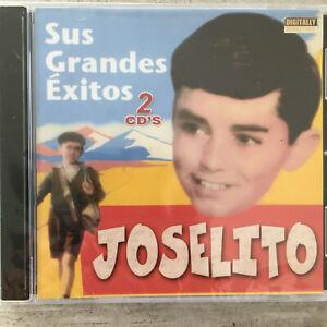 JOSELITO: Sus Grandes Exitos (ES 2-CD Efen Records 13075  / OVP)