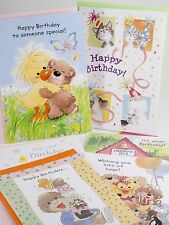 Suzy's Zoo Happy Birthday Greeting Card 6-Pack 10150