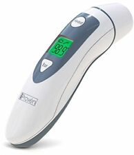 New iProvèn DMT-489G Gray Medical Ear Thermometer Forehead Function Infrared Len