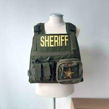 Sheriff tactical vest
