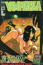 Vampirella #3 NM classic Adam Hughes cover Harris Comics 1992 series  CBX2