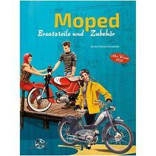 Moped Ersatzteile und Zubehör Ersatzteil-Katalog Bauteile Mofa Moped Liste Buch