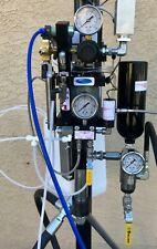 New listing Fiberglass Spray Gun, Laminating /Gelcoat/Chopper System