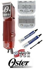 Oster PROFESSIONAL Hair Stylist Barber CLASSIC 76 CLIPPER SET # 000 & 1 Blade