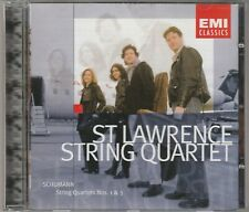 Robert Schumann - Streichquartette Nr.1 & 3, CD