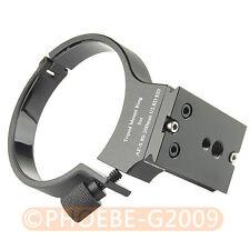 DSLRKIT Tripod Mount Ring Quick Release Plate for NIKON AF-S 80-200mm f/2.8D ED