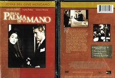 En La Palma De Tu Mano Spanish New DVD Arturo de Cordova Leticia Palma Carmen M