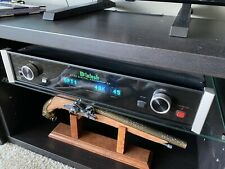 McIntosh Digital Preamplifier D150 Dac with Remote