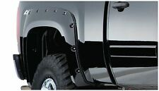 Bushwacker Cut-Out - Smooth Finish Rear Fender Flares For 84-90 Ford Bronco II
