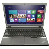 Lenovo ThinkPad T540p 1920x1080 (i5-4300M @ 2.6ghz, 8gb RAM, 256gb SSD, Win 10)