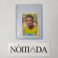 Panini PELE sticker 1970 fifa world cup wcs LIMITED EDITION MINT READY FOR PSA
