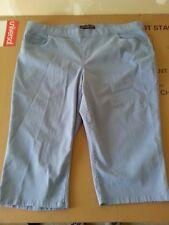 Avery Gloria Vanderbilt Women's Plus Size 24W Stretch Slimmer Capri Pants