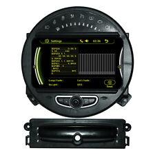 """7"""" tactile autoradio dvd gps stereo gps pour autoradio pour bmw mini Cooper 2006-2013"""