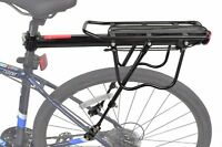 Lumintrail Bicycle Commuter Carrier Rear Seatpost Frame Mounted Bike Cargo Rack