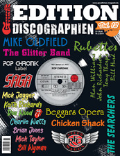 GoodTimes Discographien Vol. 12 - u.a. Mike Oldfield, REO Speedwagon, Ron Wood