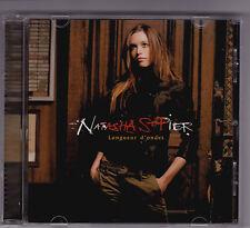 Natasha St Pier - Longueur D'Ondes - CD (2006 E.U. enhanced CD)