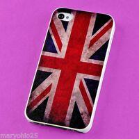 L3X Vintage Union Jack Back Skin Hard Cover Case for Apple i-phone 4 4S 4G G S