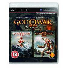 Dios De La Guerra Collection (Sony PlayStation 3, 2010)