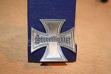 Pin   Eisernes Kreuz Streetfighter Biker   NEU  326