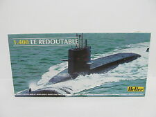 Eso-11165 Heller 81075 1:400 le redoutable Kit ouvert,