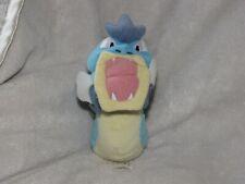 """Pokemon Gyarados Plush Hasbro 1999 Stuffed Doll Figure toy bean bag 6"""" Plushie"""
