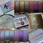 LOVE LUXE BEAUTY FANTASY Drenched Powder Eyeshadow Palette 6 Colors Make-Up