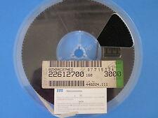 ITT Diodes, Inc. Surface Mount Zener Diode BZX84C27NEO, SOT-23, Reel of 3000