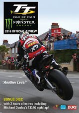 Isle of Man TT 2016 Review (2 Disc) DVD NEW