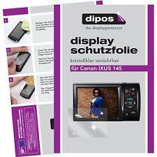 6x dipos Canon Ixus 145 Pellicola Prottetiva Transparente Proteggi Schermo