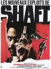 Shafts Big Score Poster 03 Metal Sign A4 12x8 Aluminium