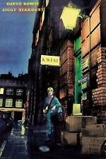David Bowie Ziggy Stardust Poster New !